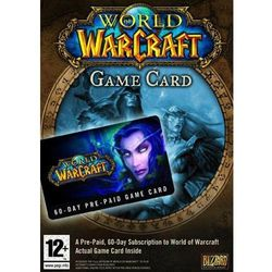 Karta Prepaid 60dni do World of Warcraft PC
