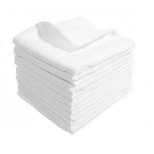 Pieluchy flanelowe, Pieluszki flanelowe białe opk - 3szt.
