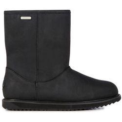 Emu Śniegowce Paterson Classic Leather Lo Black 37