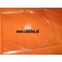 Tray digipack na 1 CD przezroczysty 470szt.