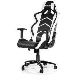 AKRACING Player Gaming Chair - czarny/biały
