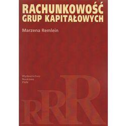 Rachunkowość grup kapitałowych (opr. miękka)