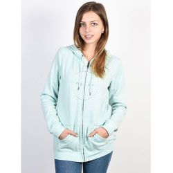 Roxy FULL OF JOY BLUE LIGHT HEATHER bluza damska - L