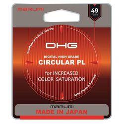 Filtr Marumi DHG Circular PL 49mm (MCPL49 DHG) Darmowy odbiór w 19 miastach!