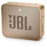 Pozostały sprzęt audio, Głośnik JBL GO 2 Szampański