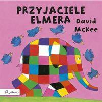 Literatura młodzieżowa, Przyjaciele Elmera [McKee David] (opr. twarda)