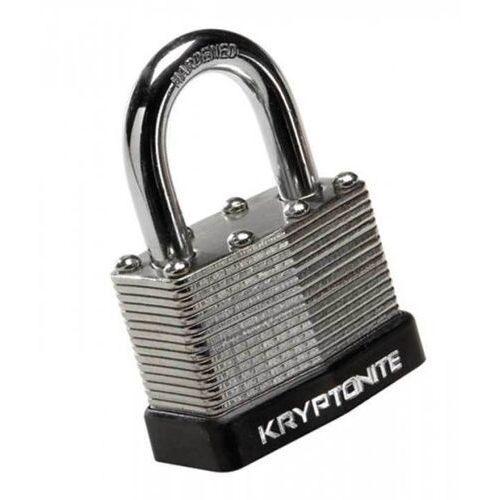 Pozostałe akcesoria do motocykli, Kryptonite kłódka na klucz laminated steel key pa