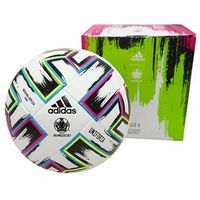 Piłka nożna, PIŁKA ADIDAS UNIFORIA REPLIKA EURO 2020 + BOX r. 5