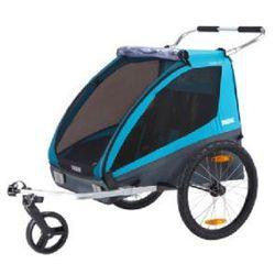 Thule Przyczepka rowerowa Coaster XT Blue