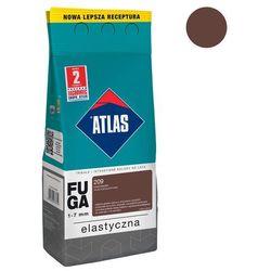 Fuga cementowa 209 kasztanowy 2 kg ATLAS