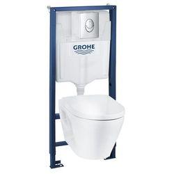 Zestaw podtynkowy WC Grohe Serel z miską bezkołnierzową i wolnoopadającą deską 2021-09-15T00:00/2021-10-05T23:59