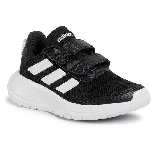 Buty sportowe dla dzieci, Buty adidas - Tensaur Run C EG4146 Core Black/Cloud White/Core Black