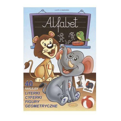 Naklejki, Alfabet 40 Naklejek