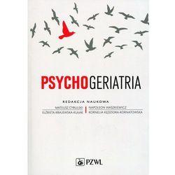 Psychogeriatria - MATEUSZ CYBULSKI, Krajewsk-Kułak Elżbieta, KORNELIA KĘDZIORA-KORNATOWSKA (opr. miękka)