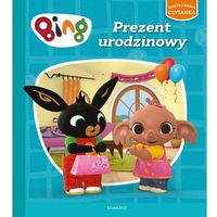 Książki dla dzieci, Bing. Ilustrowana czytanka. Prezent urodzinowy (opr. broszurowa)
