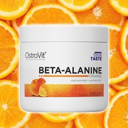 OSTROVIT Beta Alanine 200 - Lemon
