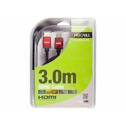 Kabel HDMI - HDMI ARKAS 3 m