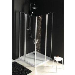 ONE drzwi prysznicowe do wnęki lewe/prawe 90x190cm GO4890