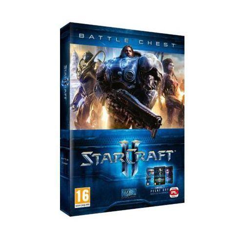 Gry na PC, StarCraft 2 Battlechest (PC)