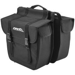 Red Cycling Products Travel Double Bag Torba na bagażnik, black 2021 Torby na bagażnik