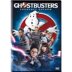 Ghostbusters. Pogromcy Duchów (DVD) - Paul Feig DARMOWA DOSTAWA KIOSK RUCHU
