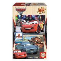 Puzzle, 2X50 EL. Cars 2
