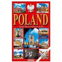 Przewodniki turystyczne, Polska. Najpiękniejsze miejsca - wersja angielska (opr. broszurowa)