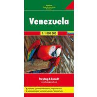 Mapy i atlasy turystyczne, AK 162 Venezuela 1:1 000 000