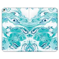 Apple iPad Air (2019) - etui na tablet Flex Book Fantastic - niebieski marmur