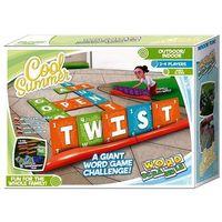 Gry dla dzieci, Gra plenerowa Word Scramble - TM Toys