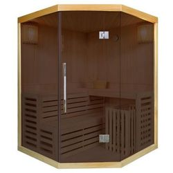 SAUNA FIŃSKA *PREMIUM* 350 BROWN GLASS