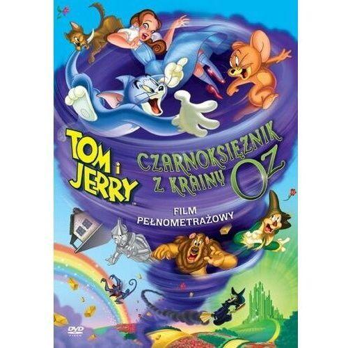Filmy animowane, Tom I Jerry: Czarnoksiężnik Z Krainy Oz (DVD)