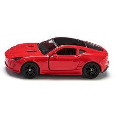 Pojazd jaguar f-type r
