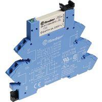 Pozostała elektryka, FINDER Przekaźnikowy moduł sprzęgający 1P 6A 24V DC, 38.61.7.024.0050