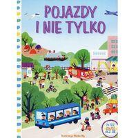Książki dla dzieci, Patrz, znajdź, ucz się. Pojazdy i nie tylko - Neiko Ng (ilustr.) (opr. kartonowa)