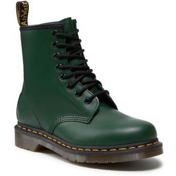 Glany DR. MARTENS - 1460 Smooth 11822207 Green