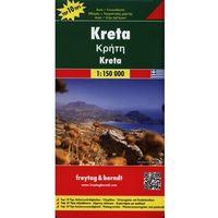 Mapy i atlasy turystyczne, Kreta. Mapa 1:150 000 (opr. twarda)
