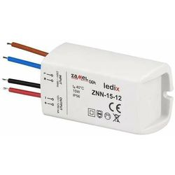 Ledix - zasilacz natynkowy ZNN-15-12 - LDX10000024