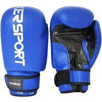 Rękawice do walki, Rękawice bokserskie AXER SPORT A1323 Niebieski (12 oz)
