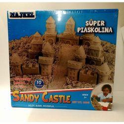SUPER PIASKOLINA - Majkel - Piasek kinetyczny - Sandy Castle
