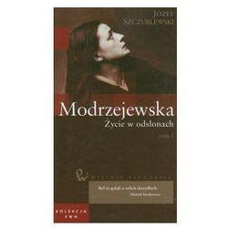 Wielkie biografie 34 Modrzejewska Życie w odsłonach t,1 (opr. twarda)