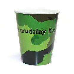 Kubeczki personalizowane Moro - 250 ml - 6 szt.