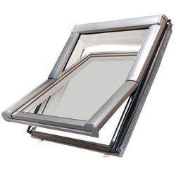 Okno dachowe Premium 78 x 140 cm białe
