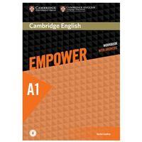 Książki do nauki języka, Cambridge English Empower Starter Workbook with Answers - mamy na stanie, wyślemy natychmiast (opr. miękka)