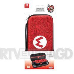 Etui PERFORMANCE DESIGNED Mario Remix Edition Czerwony