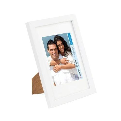 Ramki na zdjęcia, Ramka na zdjęcia 18 x 24 cm biały lakier