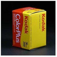Klisze fotograficzne, Kodak Plus 200/36 negatyw kolorowy typ 135