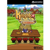Gry PC, Knights of Pen & Paper (PC)