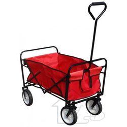 Wózek na zakupy składany