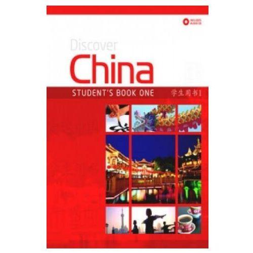 Książki do nauki języka, Discover China 1. Podręcznik + CD (opr. miękka)